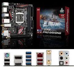 Asus Z170I PRO GAMING Desktop Motherboard