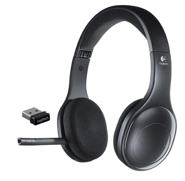 Logitech H800 Wireless Bluetooth Headset (981-000337)