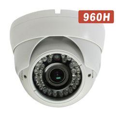 EyeONet 2299W 700TV Line 2.8-12mm Len, 36IR, Indoor/Outdoor - Black
