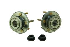 2005-2014 MUSTANG V6 / BOSS / GT / SHELBY GT500 HUB KIT WITH ARP STUDS/ M-1104-A