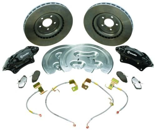 "2005-2014 MUSTANG GT 14"" SVT BRAKE UPGRADE KIT/ M-2300-S"