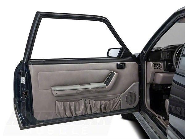 Door Window Run Channel - Driver Side - Coupe, Hatchback, E9ZZ-6121597