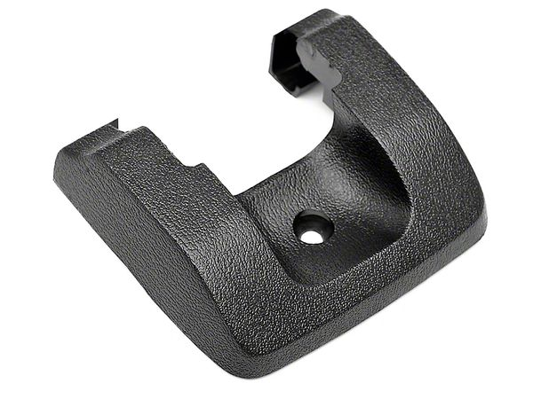 Sunroof Interior Latch Cover - Black, D7FZ-6250362