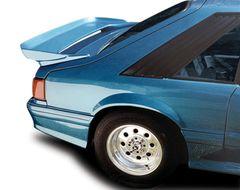 79-93 Mustang Hatchback SLN Spoiler, Part # 200, Unpainted
