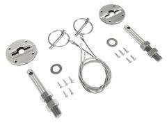 2015-16 Classic Hood Pin Kit/ FR3Z-6316892-CL