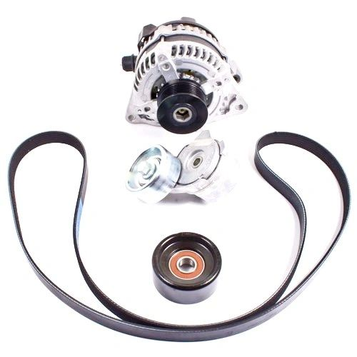 MUSTANG BOSS 302 ALTERNATOR KIT/ M-8600-M50BALT