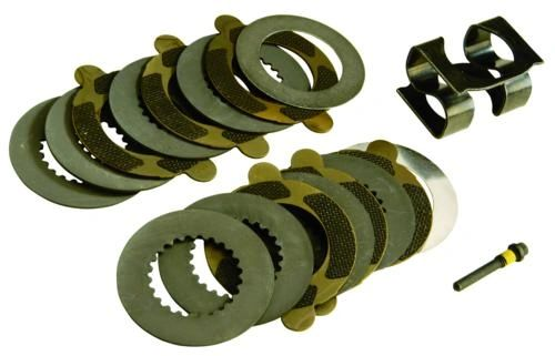"8.8"" TRACTION-LOK REBUILD KIT WITH CARBON DISCS, M-4700-C"