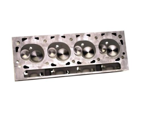 SUPER COBRA JET CYLINDER HEAD ASSEMBLED WITH DUAL SPRINGS W/DAMPER, M-6049-SCJB