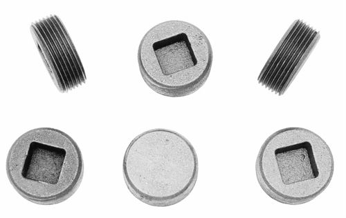 ENGINE BLOCK THREADED CORE PLUGS, M-6026-B302