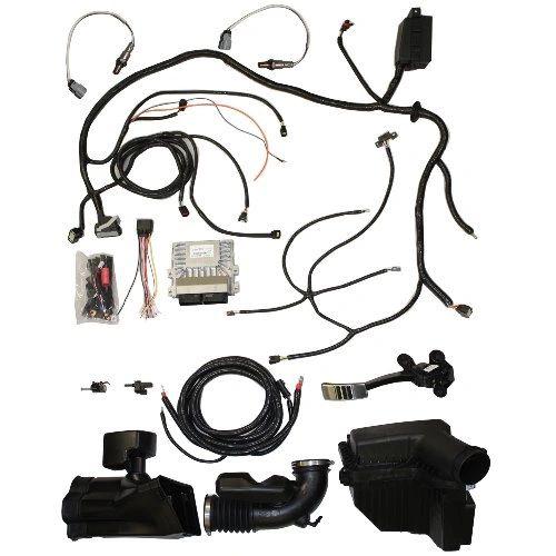 CONTROLS PACK - 2011-14 COYOTE 5.0L 4V COYOTE MANUAL TRANSMISSION/ M-6017-A504VA