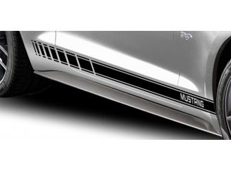 Graphics Kit - Custom Stripe Kit, Speed Stripe, Matte Black/ VFR3Z-6320000-C