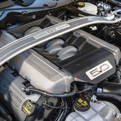 2015 MUSTANG GT COYOTE ENGINE COVER KIT/ M-9680-M50A
