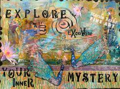 Explore EXcaVate Your Inner Mystery