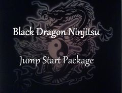 Black Dragon Ninjitsu Home Study Course Jump Start Package