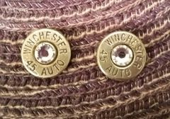 Winchester 45 Earing Studs