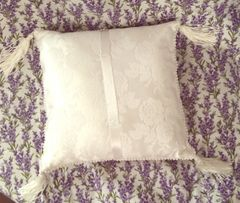 Vintage Ring Pillow