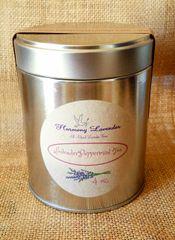 Lavender / Mint Tea 4 oz. Tin