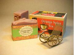 Orange Spiced Chai Tea