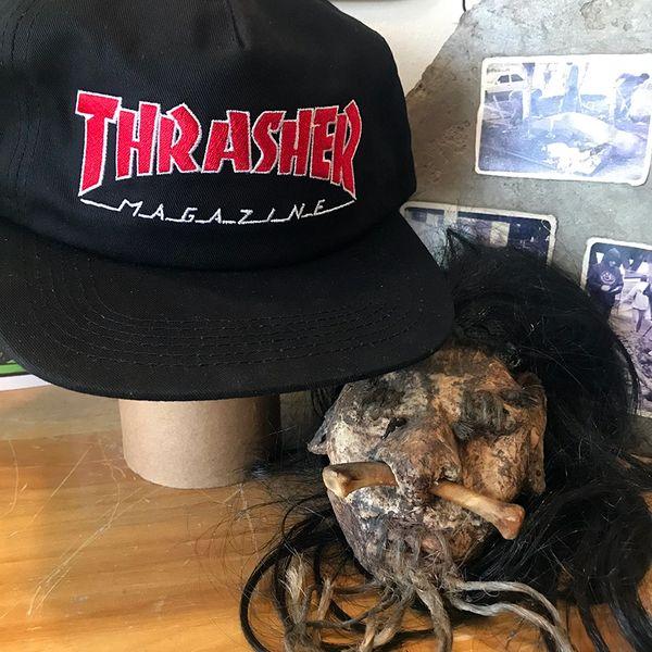 Thrasher Logo Snapback