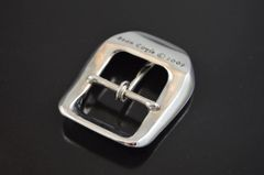 "The ""PININFARINA"" Mens solid sterling silver .925 Custom Belt Buckle MADE IN U.S.A."