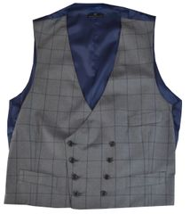 Trail Blazer Double Breasted Vest