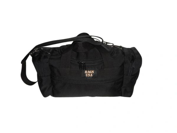 Travel bag built to last most durable U.S.woven fabric 1050 ballistic