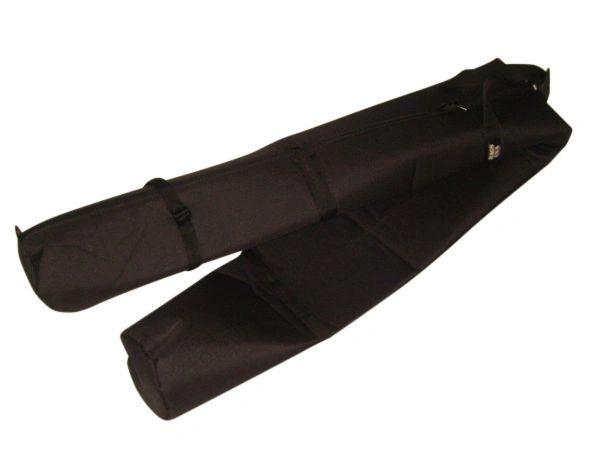 Ski bag padded,single ski bag with full length zipper Made in U.S.A.