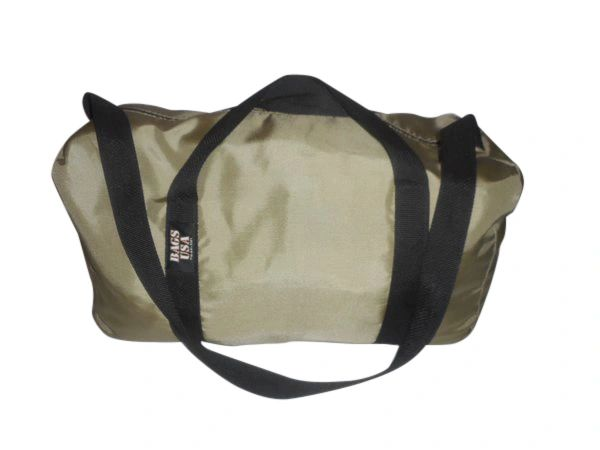 Carry on weekend bag, overnight bag,ballistic nylon very durable Made in U.S.A.