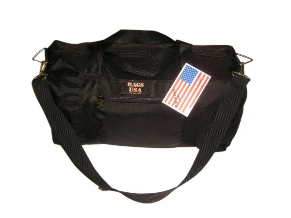Gym sport bag,overnight travel bag 420 denier tough nylon made in U.S.A.