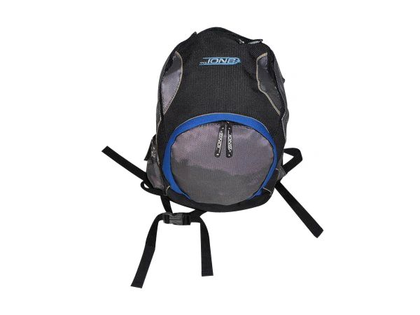 Backpack with multiple pockets S-shape shoulder straps,strong carrying handle.