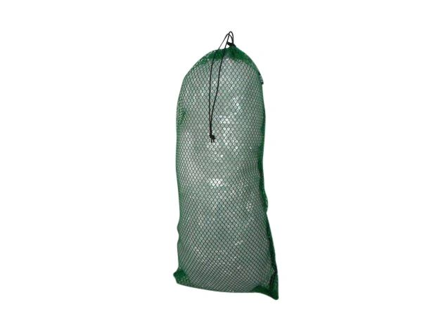 Mesh drawstring bag,perfect to carry swim fin,snorkel and goggle Made in USA.