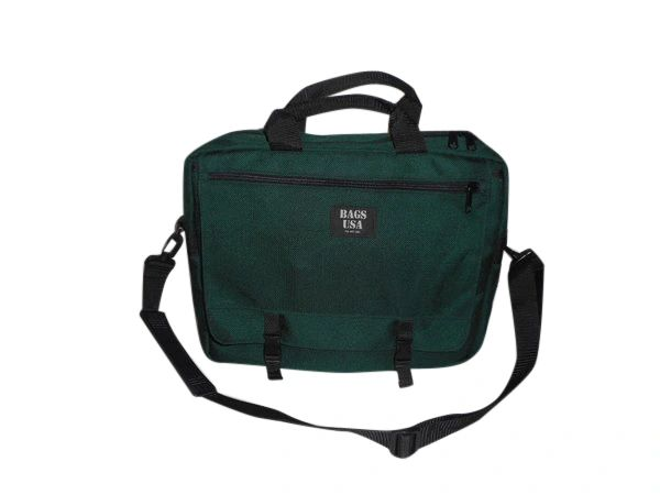 Business briefcase ,padded and expandable multiple pockets Made in USA.
