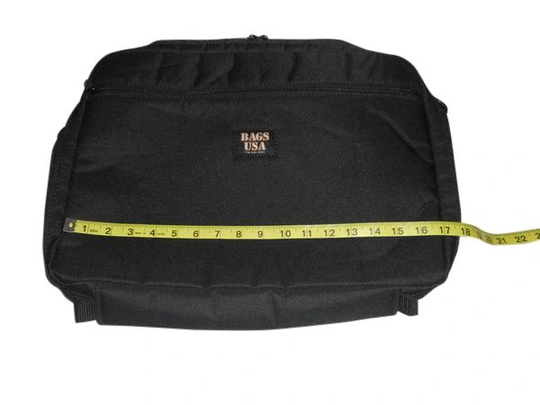 "New 17"" Laptop bag,padded Made in USA."