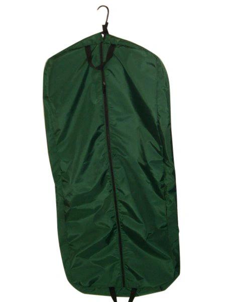 Garment bags ladies dress length garment bag,Nylon, carry on bag made in U.S.A.