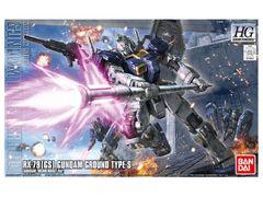 HG Gundam Ground Type S (Gundam Thunderbolt Ver.