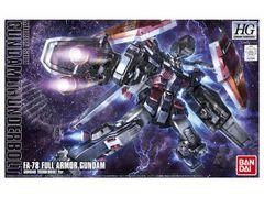 HGTB full armor Gundam