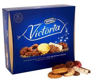 Mc Vities Victoria Carton (600g/21.1oz)