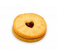 Jammie Dodgers Biscuits (140g)