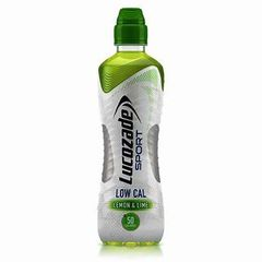 Lucozade Sport Lemon/Lime (500ml) - BEST BY 2/28/2019