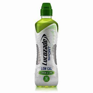 Lucozade Sport Lemon/Lime (500ml) - BEST BY 2/28/2019
