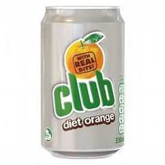 Club Diet Orange Drink - BEST BEFORE 3/31/2019 2- 2 FOR $1