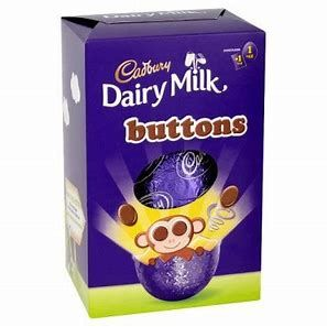 Cadbury Buttons Small Egg
