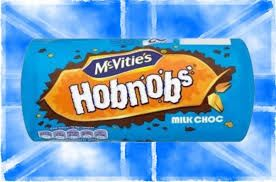 McVities Chocolate Hob Nobs (205g)