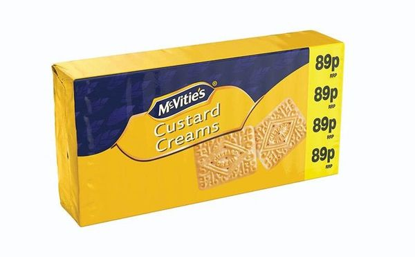 Crawford's Custard Creams (150g)