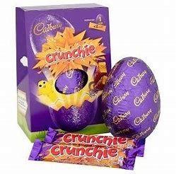 Cadbury Crunchie Large Egg (258g)