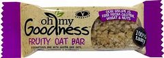 Oh My Goodness Fruity Oat Bar (51g) - BEST BY 4/11/2019