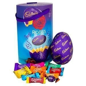Cadbury Roses Large egg (280g)
