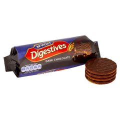 Mc Vities Digestive Plain Choc (300g)