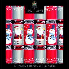 Tom Smith Fun Family Crackers (12 Pk)