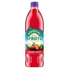 Robinsons Summer Fruits NAS Squash (US 1L)